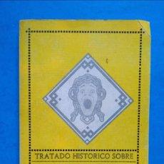 Libros de segunda mano: CASIANO PELLICER: TRATADO HCO. SOBRE EL ORIGEN Y PROGRESO DE LA COMEDIA Y DEL HISTRIONISMO EN ESPAÑA. Lote 232979535