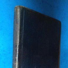 Libros de segunda mano: GIL VICENTE: TEATRO Y POESÍA. COLECCIÓN CRISOL, AGUILAR 1946. Lote 232980740