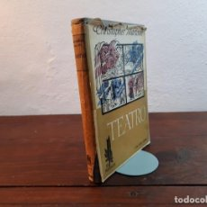 Libros de segunda mano: TEATRO - CHRISTOPHER MARLOWE - JOSE JANES EDITOR, 1952, 1ª EDICION, BARCELONA. Lote 233938095
