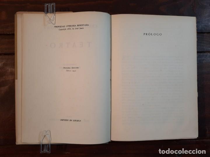 Libros de segunda mano: TEATRO - CHRISTOPHER MARLOWE - JOSE JANES EDITOR, 1952, 1ª EDICION, BARCELONA - Foto 8 - 233938095