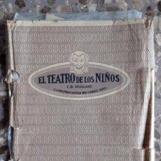 Libros de segunda mano: COLECCION DE ESCENARIOS EL TEATRO DE LOS NIÑOS. VIOLETA EN DOS ACTOS. W. Lote 234064165
