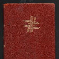 Libros de segunda mano: LOPE DE VEGA. OBRAS. VERGARA PIEL REIMP. 1968. ILUSTRADO. 885 PAG.. Lote 235730180