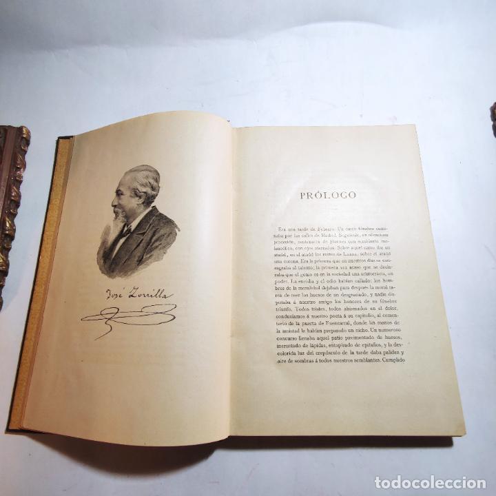 Libros de segunda mano: Don Juan Tenorio. José Zorrilla. Edit. sucesores de Rivadeneyra. Madrid. 1892. - Foto 3 - 236977430