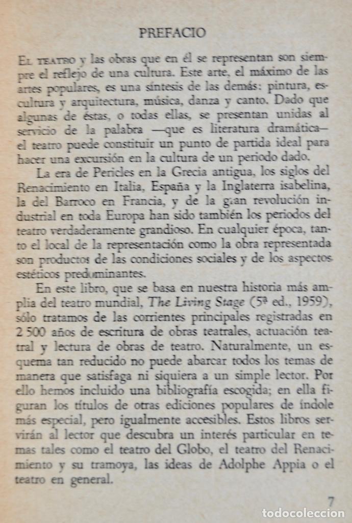 Libros de segunda mano: K. Macgowan y W. Melnitz. Las Edades de Oro del Teatro. Fondo de Cultura Económica. 1ª Edición, 1964 - Foto 3 - 237302095