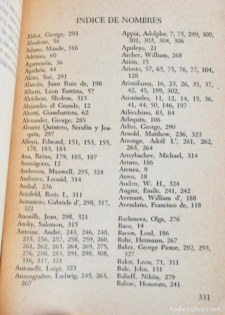 Libros de segunda mano: K. Macgowan y W. Melnitz. Las Edades de Oro del Teatro. Fondo de Cultura Económica. 1ª Edición, 1964 - Foto 4 - 237302095