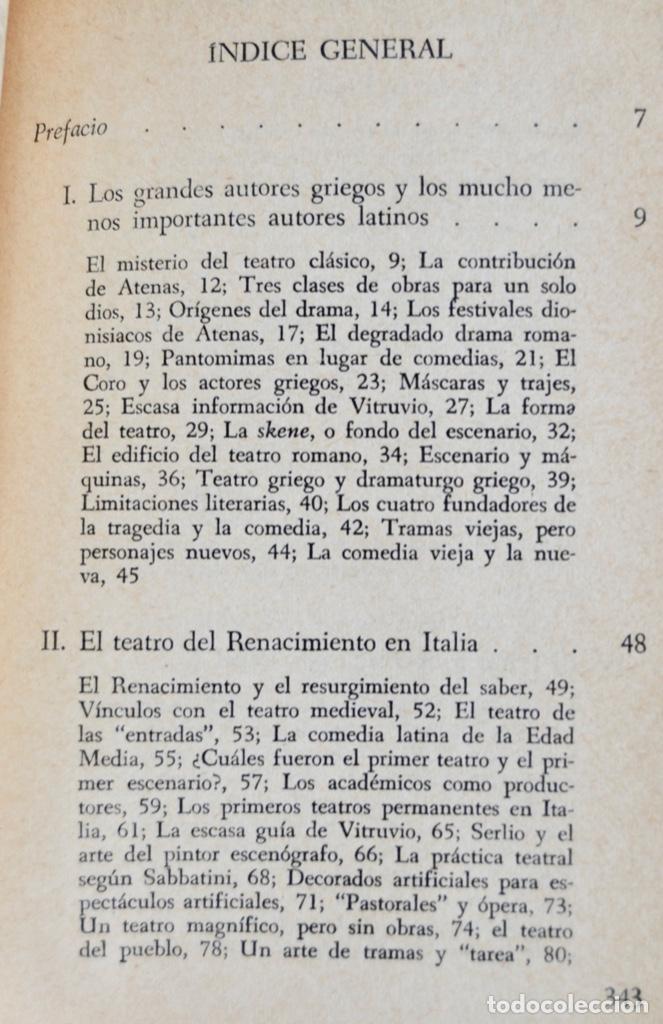 Libros de segunda mano: K. Macgowan y W. Melnitz. Las Edades de Oro del Teatro. Fondo de Cultura Económica. 1ª Edición, 1964 - Foto 5 - 237302095