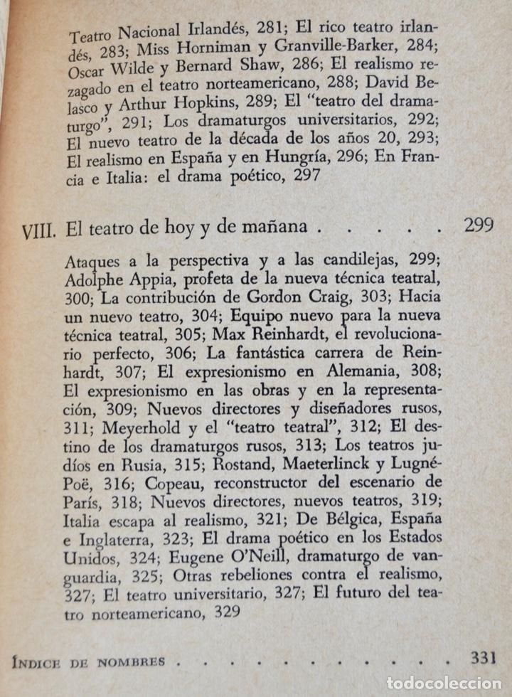 Libros de segunda mano: K. Macgowan y W. Melnitz. Las Edades de Oro del Teatro. Fondo de Cultura Económica. 1ª Edición, 1964 - Foto 7 - 237302095