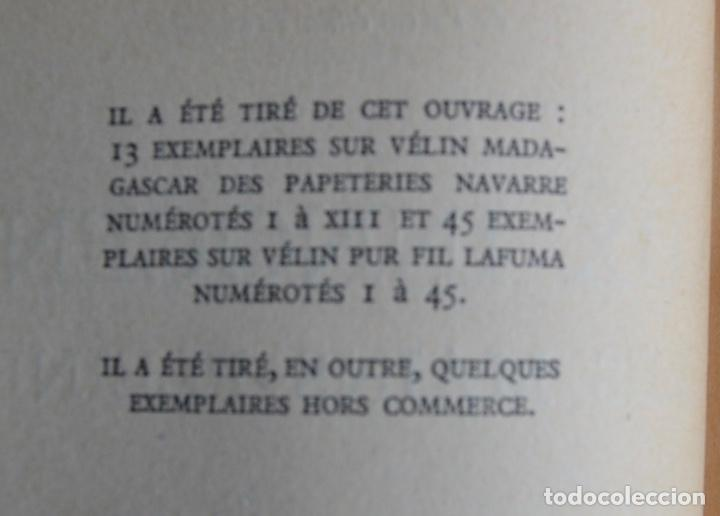 Libros de segunda mano: André Maurois. Aux Innocents. Les Mains Pleines. La Table Ronde. París, 1955. Teatro Francés - Foto 3 - 237304310