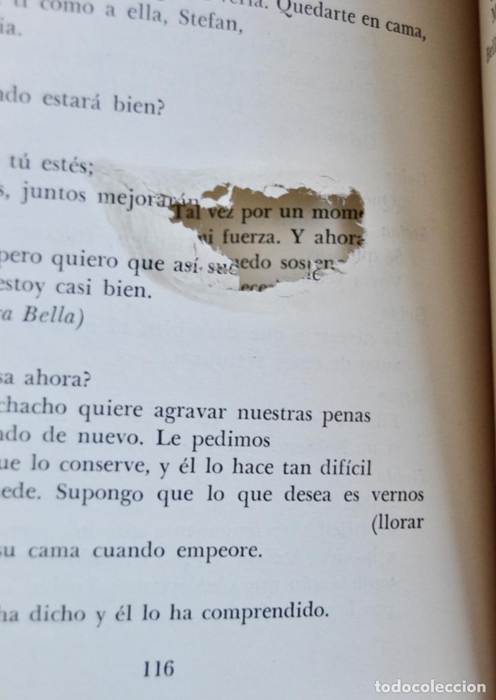 Libros de segunda mano: Christopher Fry. Hay Suficiente Luz en las Tinieblas. Ficción, Universidad Veracruzana. México, 1961 - Foto 5 - 237309950