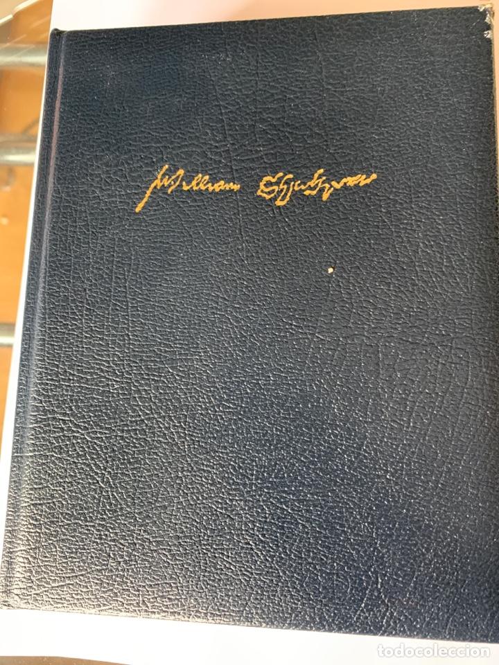 Libros de segunda mano: Obras completas Shakespeare, Aguilar 2 tomos - Foto 4 - 237312055