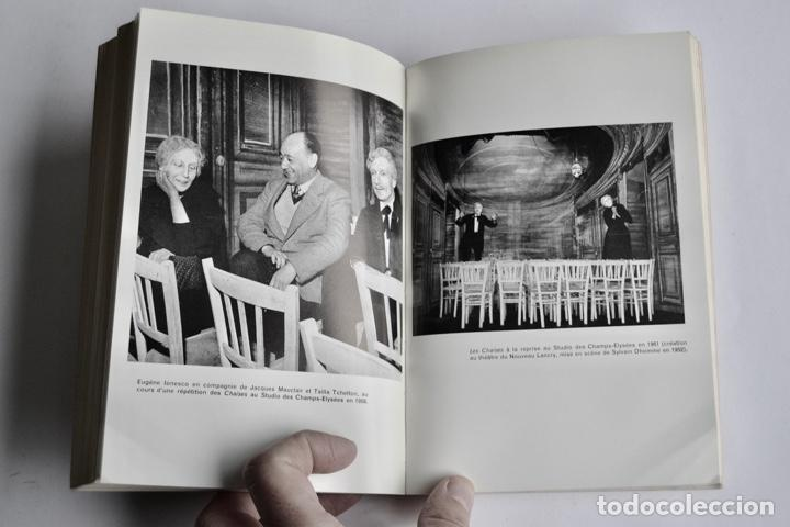 Libros de segunda mano: Eugène Ionesco. Notes et Contre-Notes. Practique du Théâtre. Gallimard. 1962.Ensayos,Conferencias... - Foto 6 - 237333875