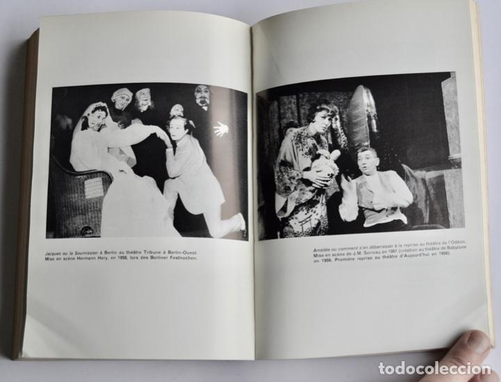 Libros de segunda mano: Eugène Ionesco. Notes et Contre-Notes. Practique du Théâtre. Gallimard. 1962.Ensayos,Conferencias... - Foto 7 - 237333875