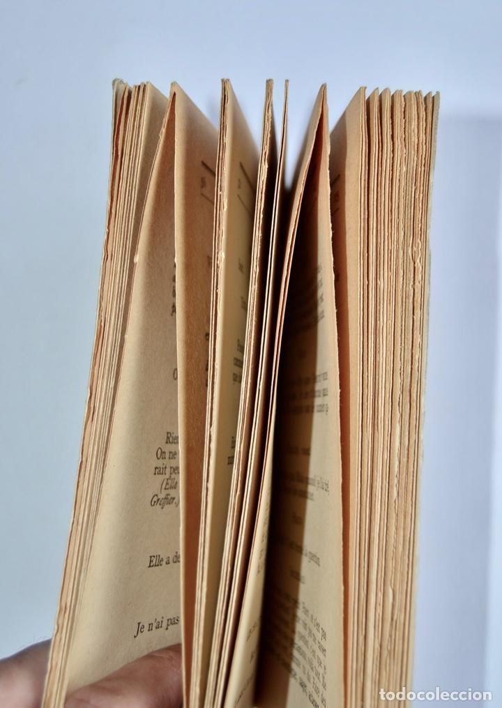 Libros de segunda mano: Colette Audry. Soledad -Pièce en Trois Actes-. Éditions Denoël. París, 1956. Teatro Francés - Foto 3 - 237344525