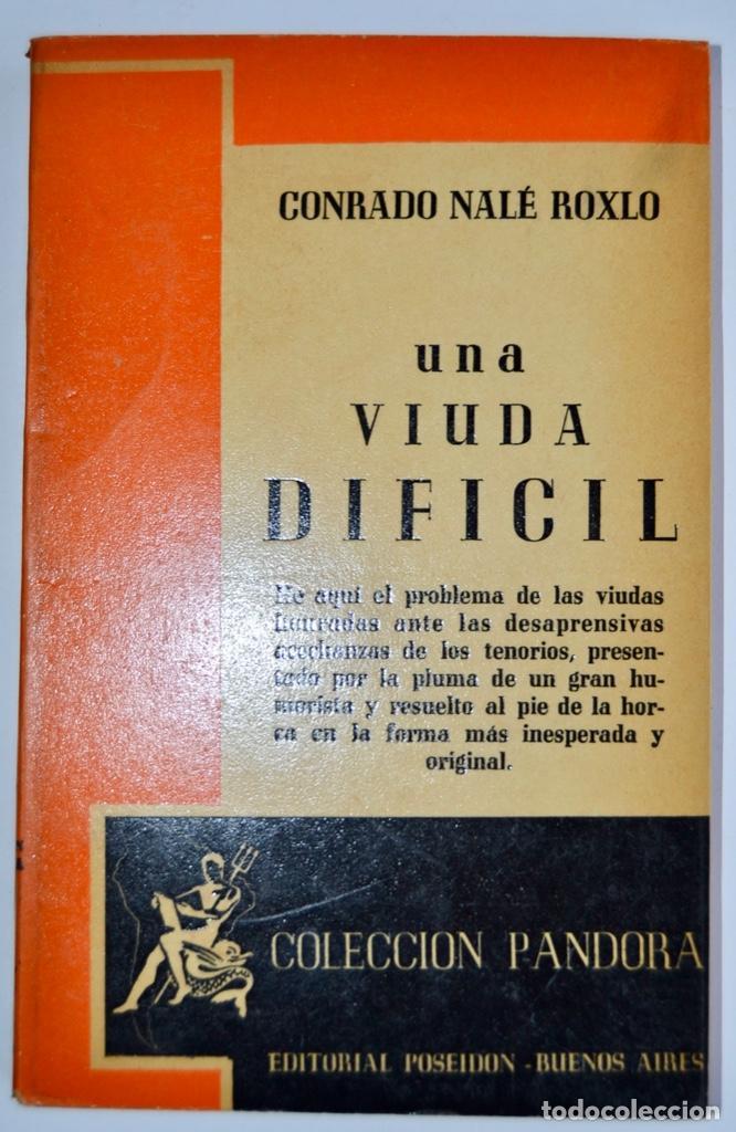Libros de segunda mano: Lote 3 libros Teatro Colección Pandora. Lenormand, Conrado Nalé Roxlo , E.Labiche y Marc-Michel.1944 - Foto 8 - 237349615