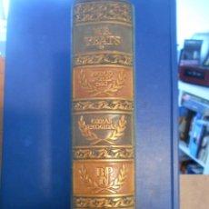 Libros de segunda mano: W. B. YEATS. OBRAS ESCOGIDAS. AGUILAR 1956. CINTA MARCAPAGINAS. 1381 PAGINAS. 720 GRAMOS.. Lote 237641700