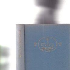Libros de segunda mano: JOSE MARÍA PEMÁN - EL DIVINO IMPACIENTE - CIRCULO DE LECTORES 1968. Lote 288556683
