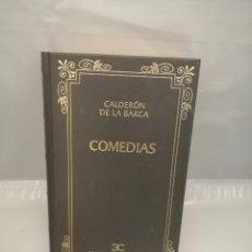 Libros de segunda mano: COMEDIAS (PRIMERA EDICIÓN BIBLIOTECA CLÁSICA CASTALIA, TAPA DURA). Lote 277182348