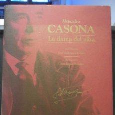 Libros de segunda mano: LA DAMA DEL ALBA. ALEJANDRO CASONA. INTRODUCCION: JOSE RODRIGUEZ RICHARD. ILUSTRACIONES: INES LOPEZ. Lote 240972210