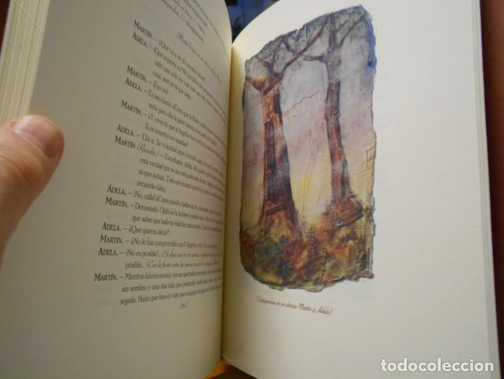 Libros de segunda mano: LA DAMA DEL ALBA. ALEJANDRO CASONA. INTRODUCCION: JOSE RODRIGUEZ RICHARD. ILUSTRACIONES: INES LOPEZ - Foto 3 - 240972210