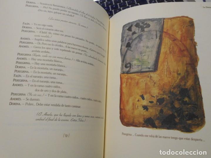 Libros de segunda mano: LA DAMA DEL ALBA. ALEJANDRO CASONA. INTRODUCCION: JOSE RODRIGUEZ RICHARD. ILUSTRACIONES: INES LOPEZ - Foto 4 - 240972210