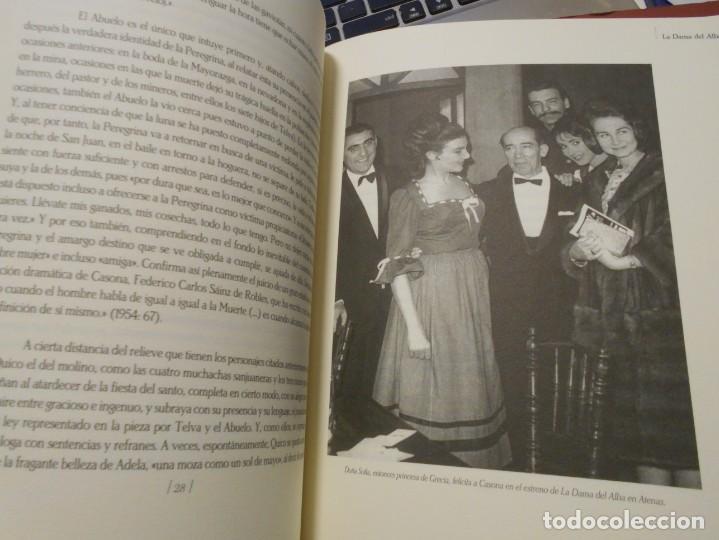 Libros de segunda mano: LA DAMA DEL ALBA. ALEJANDRO CASONA. INTRODUCCION: JOSE RODRIGUEZ RICHARD. ILUSTRACIONES: INES LOPEZ - Foto 5 - 240972210