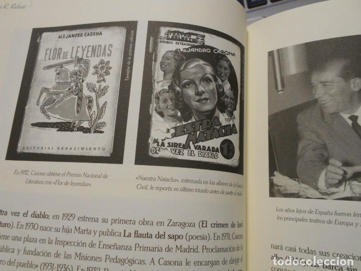 Libros de segunda mano: LA DAMA DEL ALBA. ALEJANDRO CASONA. INTRODUCCION: JOSE RODRIGUEZ RICHARD. ILUSTRACIONES: INES LOPEZ - Foto 6 - 240972210