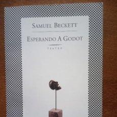 Libros de segunda mano: ESPERANDO A GODOT - SAMUEL BECKETT. Lote 243773350