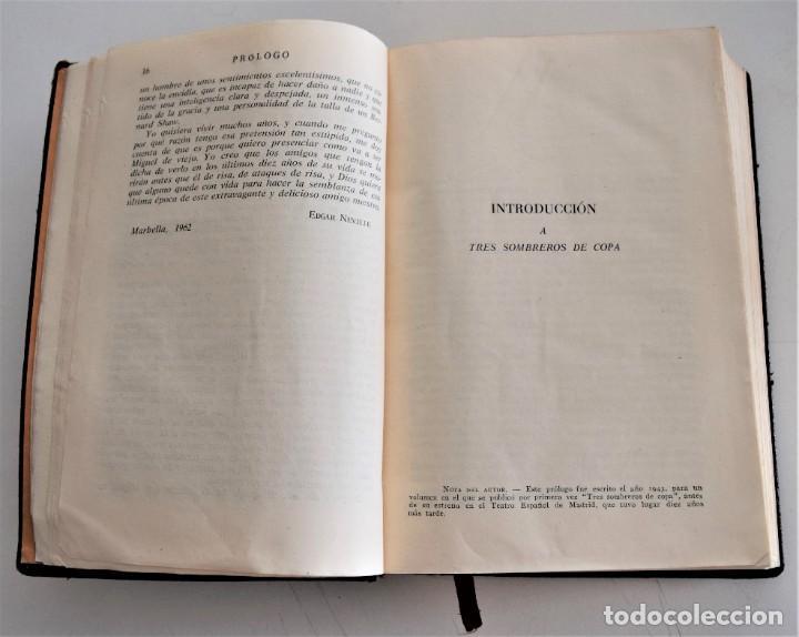 Libros de segunda mano: MIGUEL MIHURA - OBRAS COMPLETAS - EDITORIAL AHR - BARCELONA AÑO 1962 - 1ª EDICIÓN - Foto 4 - 244415825