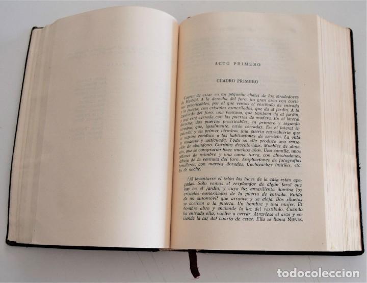 Libros de segunda mano: MIGUEL MIHURA - OBRAS COMPLETAS - EDITORIAL AHR - BARCELONA AÑO 1962 - 1ª EDICIÓN - Foto 6 - 244415825