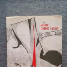 Libros de segunda mano: EL TEATRO DE RUIZ IRIARTE ESTEBAN LENDINEZ-GALLEGO.FIRMADO Y DEDICADO.PROLOGO 1973.VER. Lote 244655475