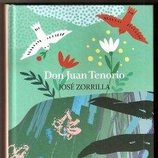 Libros de segunda mano: DON JUAN TENORIO (JOSÉ ZORRILLA) / HISTORIAS DE SEDUCCIÓN – CLUB INTERNACIONAL DEL LIBRO, 2020. Lote 244954880