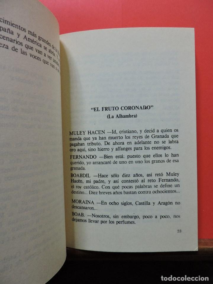 Libros de segunda mano: Paisaje andaluz con figuras 1 y 2. GALA, Antonio. Biblioteca cultura andaluza 1 y 2 - Foto 3 - 245170920