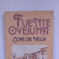 Libros de segunda mano: FUENTE OVEJUNA - LOPE DE VEGA - EDITORIAL MEDITERRÁNEO, 1985. Lote 271021843