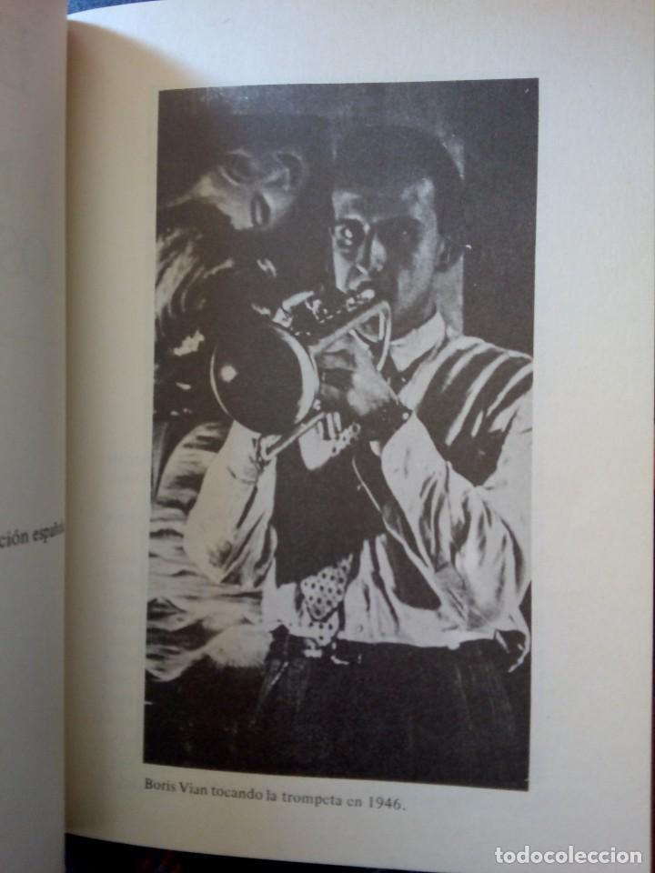 Libros de segunda mano: BORIS VIAN - LA MERIENDA DE LOS GENERALES - NUEVO ARTE THOR, 1985 - Foto 3 - 247933680