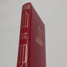 Libros de segunda mano: CRISOL MOLIERE TEATRO ESCOGIDO AGUILAR. Lote 248037265