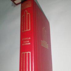 Libros de segunda mano: CRISOL TEATRO ESCOGIDO, ZORRILLA, AGUILAR. Lote 248040310