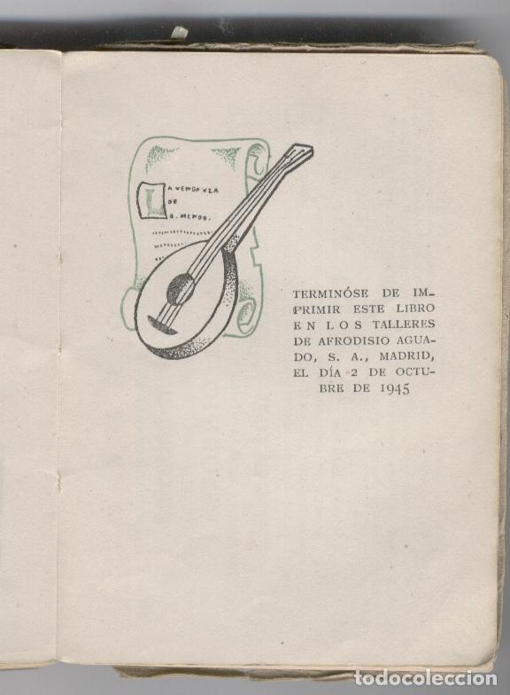 Libros de segunda mano: La venganza de D. Mendo. Pedro Muñoz Seca - Foto 3 - 248503760