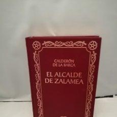 Libros de segunda mano: EL ALCALDE DE ZALAMEA (PRIMERA EDICIÓN BIBLIOTECA CLÁSICA CASTALIA, TAPA DURA). Lote 277182438