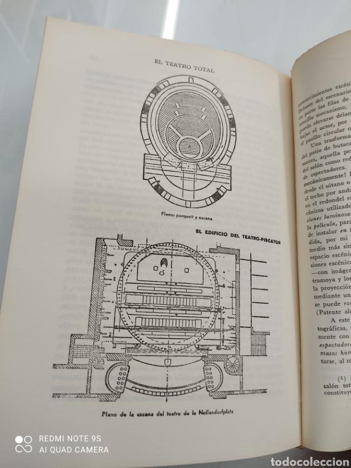 Libros de segunda mano: EL TEATRO POLÍTICO ERWIN PISCATOR ED. FUTURO 1957 GUERRA EUROPEA TEATRO POLITICO REVOLUCIONARIO - Foto 5 - 250134505