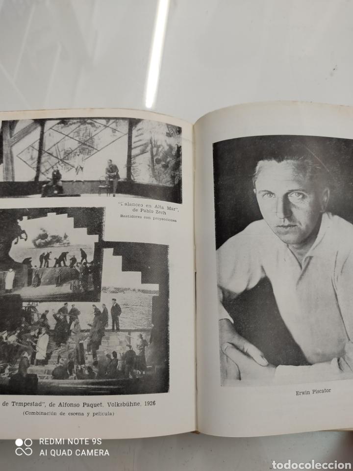 Libros de segunda mano: EL TEATRO POLÍTICO ERWIN PISCATOR ED. FUTURO 1957 GUERRA EUROPEA TEATRO POLITICO REVOLUCIONARIO - Foto 6 - 250134505