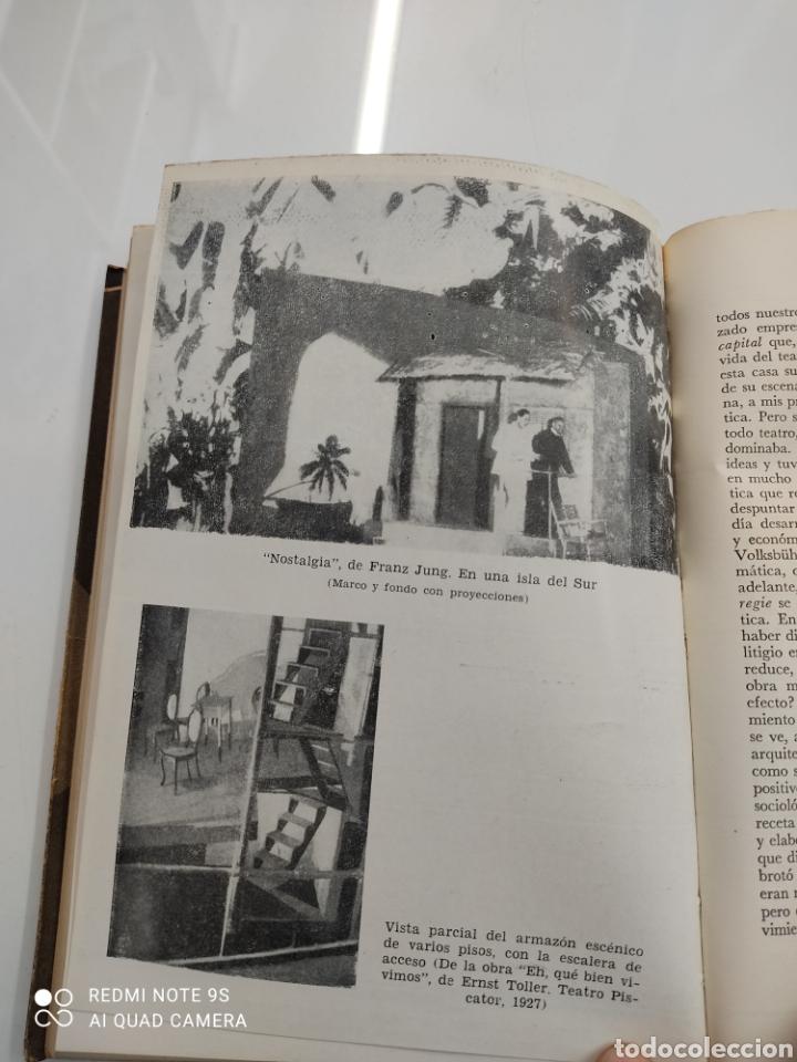 Libros de segunda mano: EL TEATRO POLÍTICO ERWIN PISCATOR ED. FUTURO 1957 GUERRA EUROPEA TEATRO POLITICO REVOLUCIONARIO - Foto 7 - 250134505