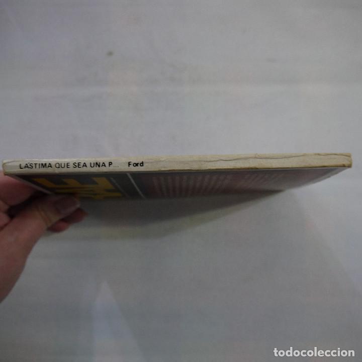 Libros de segunda mano: LÁSTIMA QUE SEA UNA P... - JOHN FORD - RODOLFO ALONSO EDITOR - 1970 - 2.ª EDICION - Foto 3 - 251022580
