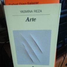 Livros em segunda mão: YASMINA REZA. ARTE. ANAGRAMA 2004. Lote 257415570