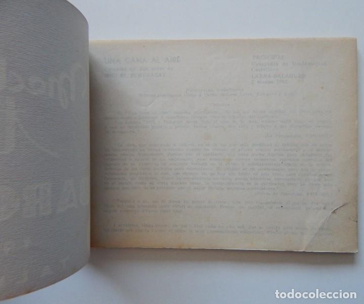 Libros de segunda mano: 4 Libros / Medio siglo de teatro en Barcelona 1901-1950 Talia en fichas / Números: 5 - 18 - 20 y 22 - Foto 4 - 262260855