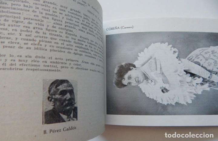 Libros de segunda mano: 4 Libros / Medio siglo de teatro en Barcelona 1901-1950 Talia en fichas / Números: 5 - 18 - 20 y 22 - Foto 7 - 262260855
