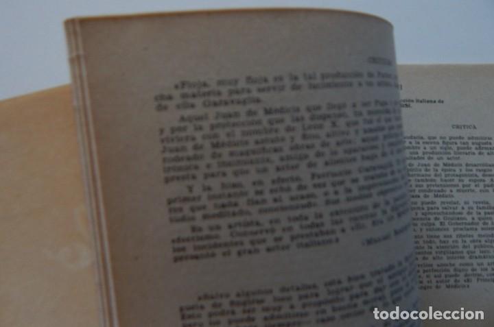 Libros de segunda mano: 4 Libros / Medio siglo de teatro en Barcelona 1901-1950 Talia en fichas / Números: 5 - 18 - 20 y 22 - Foto 13 - 262260855