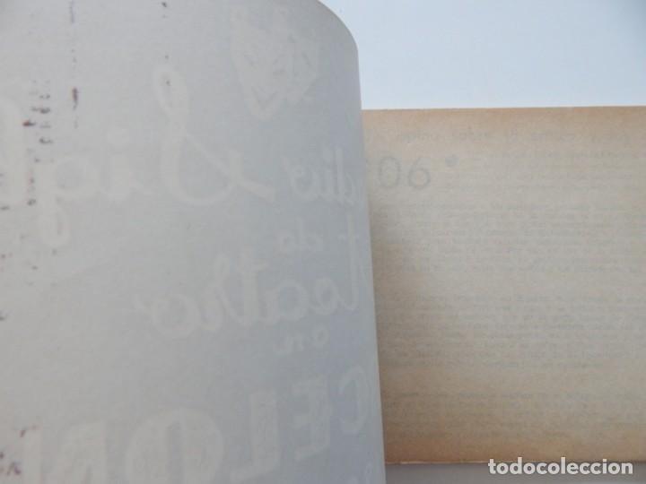 Libros de segunda mano: 4 Libros / Medio siglo de teatro en Barcelona 1901-1950 Talia en fichas / Números: 5 - 18 - 20 y 22 - Foto 21 - 262260855