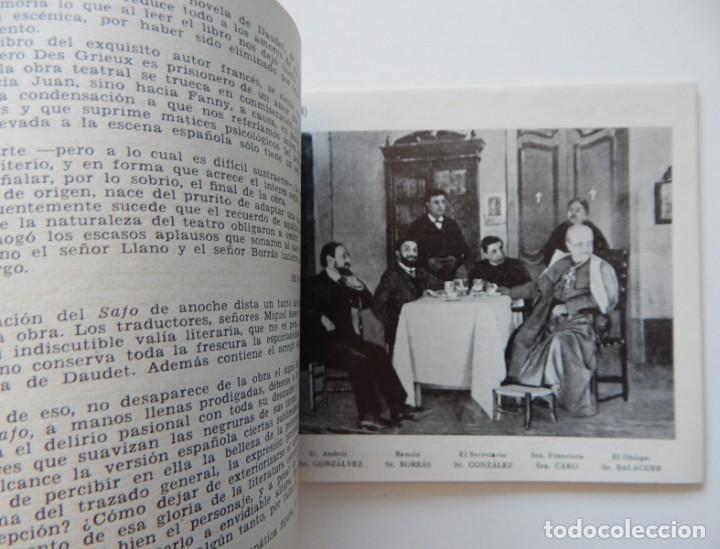 Libros de segunda mano: 4 Libros / Medio siglo de teatro en Barcelona 1901-1950 Talia en fichas / Números: 5 - 18 - 20 y 22 - Foto 22 - 262260855