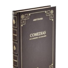 Libros de segunda mano: COMEDIAS (LOS ACARNIENSES · LOS CABALLEROS) - ARISTÓFANES. Lote 262934830