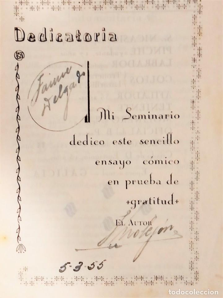 Libros de segunda mano: LOS COMPROMISOS de un ZAPATERO de JOSÉ MOLEJON R. Editorial Católica Palense 1ª Edicion 1954 - Foto 5 - 263017080
